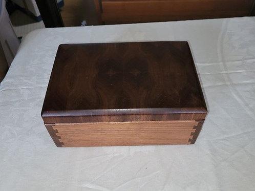 Vintage Studio Art Wood Box