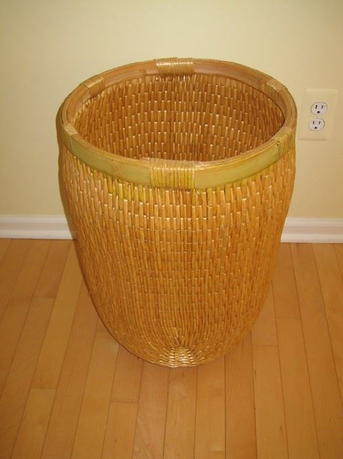"Basket 21"" tall excellent condition"