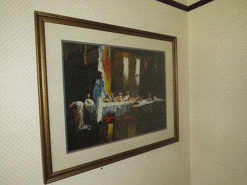 Last Supper Print - Neil Davison