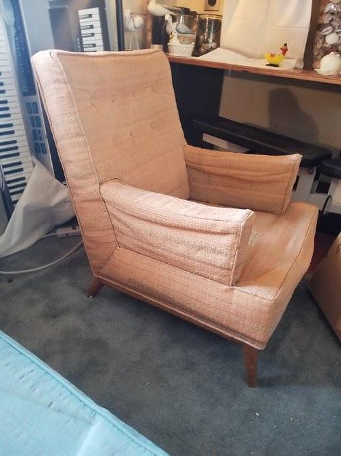 Robsjohn-Gibbings for Widdicomb chair needs recovering