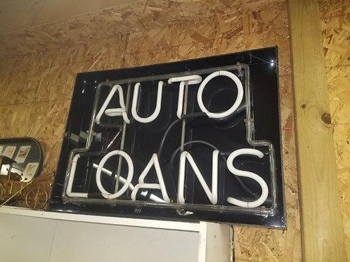 3 x 4' Auto Loans 2nd building