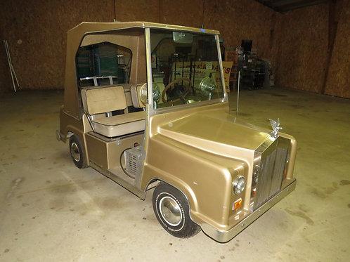 Elmco Model E 11, Rolls Royce Golf Cart