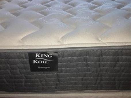 King Koil queen mattress set