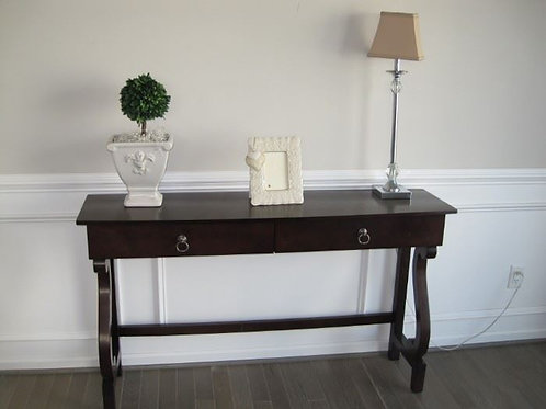 """54"""" Sofa or entry table"""