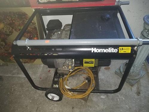 Homelite generator works