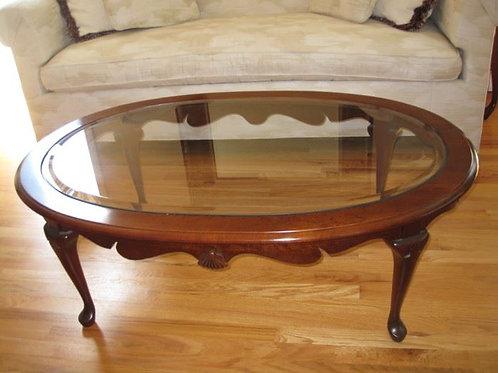 "Pennsylvania house Cherry coffee table 4'/32""/23"""