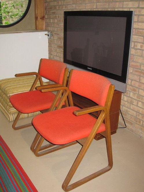 Stow Triangle chairs $150.00 each