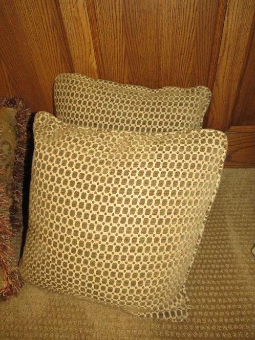 Down Pillows w/ Zippers ($12 Each)