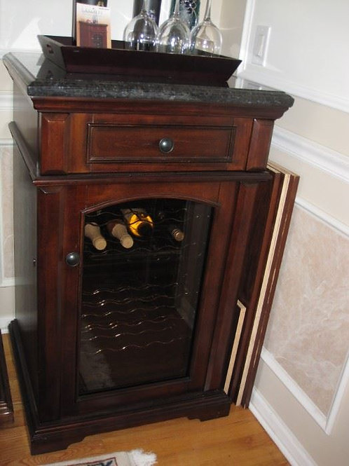 Marble Top Amalfi 24 bottle wine cooler