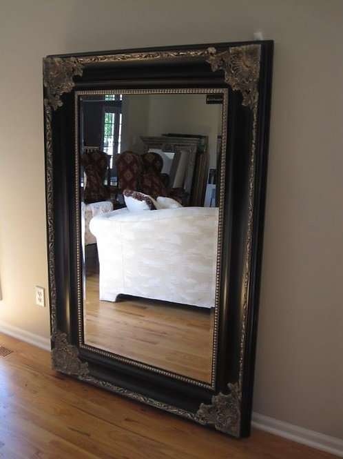 Large Keepsakes elegant mirror NEW, 65 x 45""