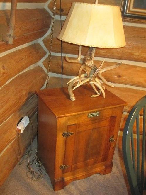 """Deer antler lamp 27"""""""