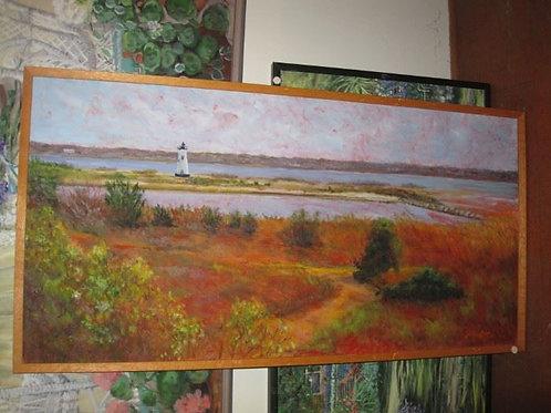 "Autumn Fields by J. Coates. 25/50"""
