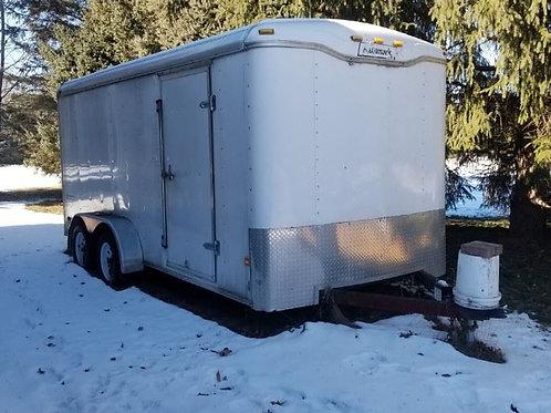 Hallmark Cargo Trailer TS716T2