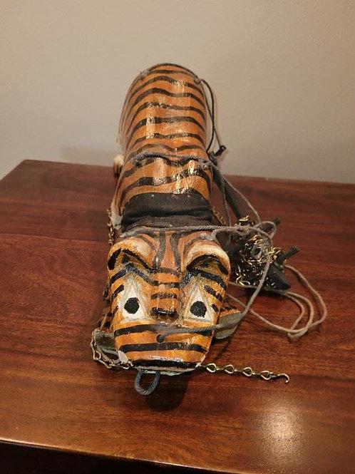 """Lion Marionette - 10 X 11"""""""