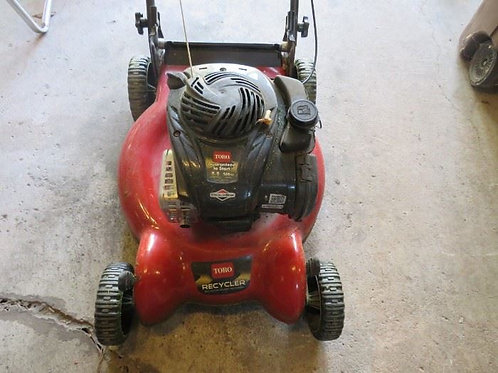 Toro recycler lawnmower, excellent condition