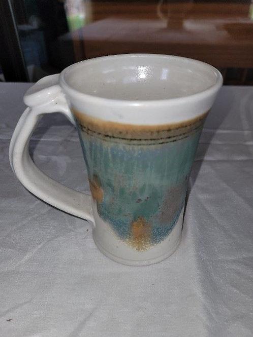 """Star ship Studio pottery mug 5.5"""""""