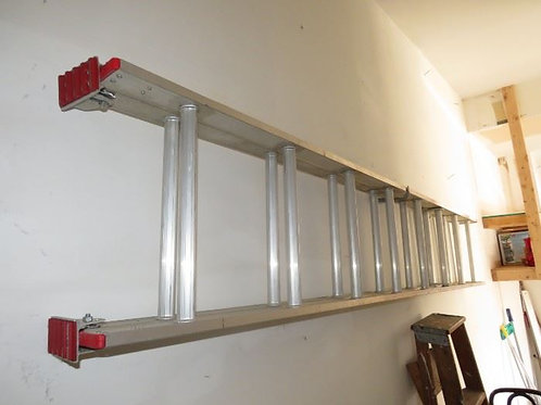 16' Aluminum extension ladder VG condition