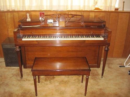 Everett Upright Piano excellent condition