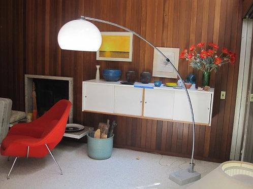 Italian Arco 6' Floor lamp