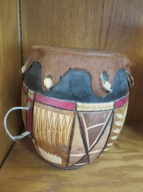 "African Drum 9"""