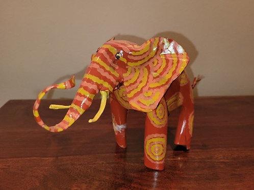 "Enamel Elephant - 10"""