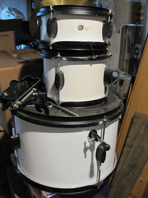 Child's drum set