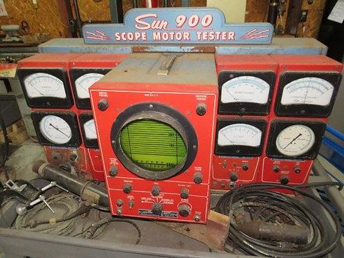 1st Building, Sun 900 Scope Motor Tester
