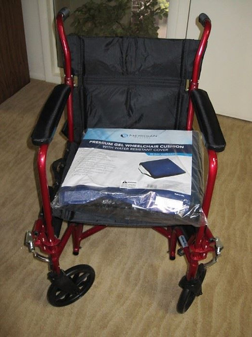 "19"" wide wheelchair like new"