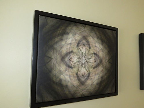 Original Art de Joie - Geometric