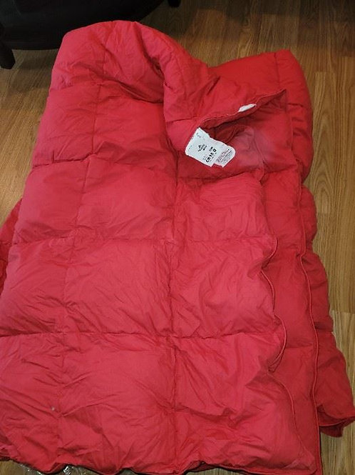 The Company Store F/Q Down Throw | Red