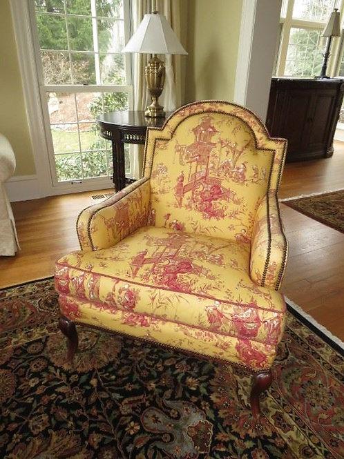 Custom Baker? Living Room Chair