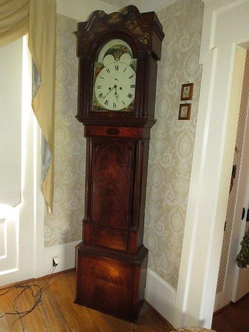 Antique Grandfathers Clock