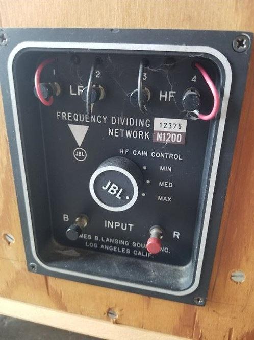 JBL N1200, 12375 speakers
