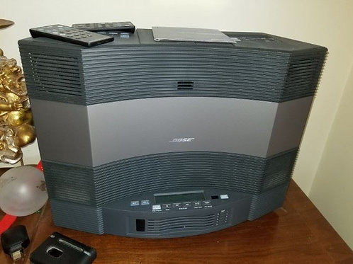 Bose Acoustic Wave Music System II, excellent condition