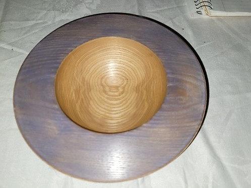"Studio Art Wood Bowl - 9"""