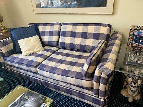 Karpen Love seat sofa sleeper excellent condition