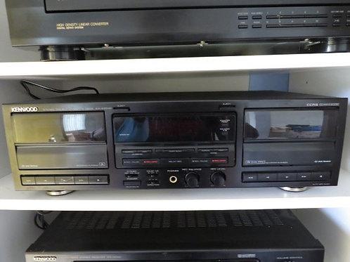 Kenwood Cassette Deck KX W6040