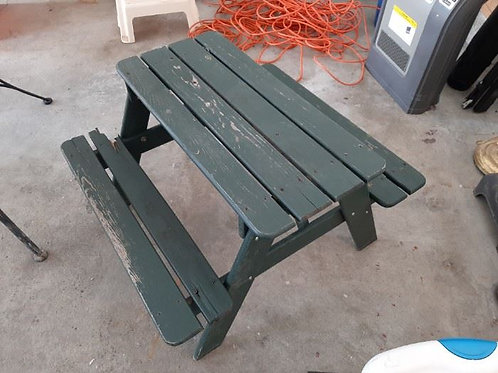 Outdoor Table & Chairs Set