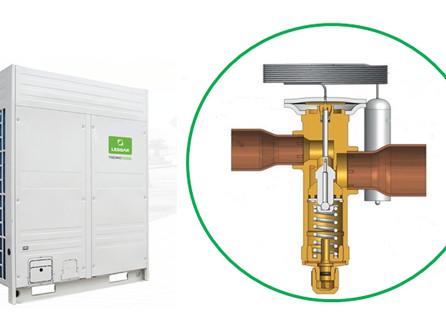 Как работает терморегулирующий вентиль (ТРВ)