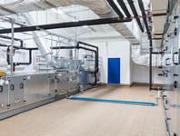 Категория электроснабжения систем автоматики приточной вентиляции с водяным калорифером.