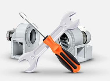 Техническое обслуживание систем вентиляции. Аутсорсинг вентиляции