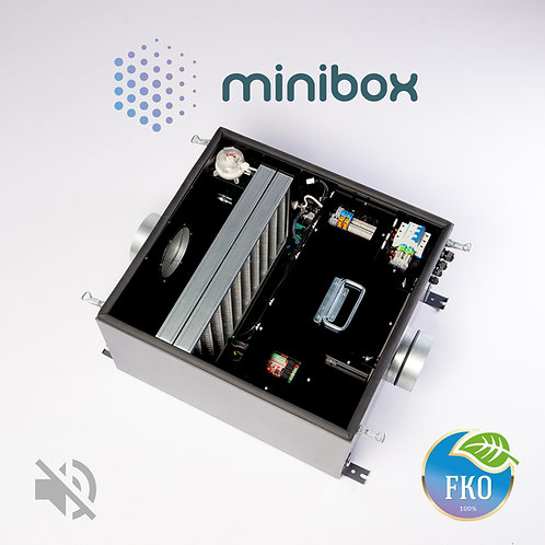 Minibox.Е-1050-1/10kW/G4