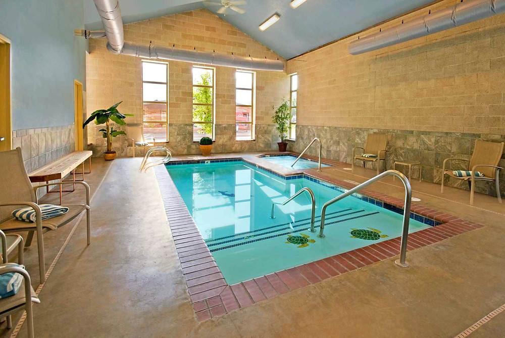 Вентиляция бассейна в коттеджах