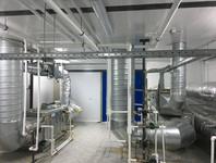 Последовательность работ при строительстве (устройстве) вентиляционной камеры.