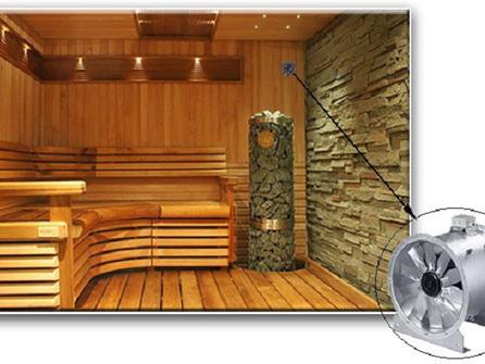 Для чего в бане необходима вентиляция?