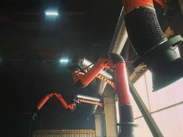 Вентиляция сварочного цеха