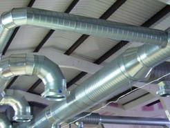 Монтаж воздуховодов и вентиляционного оборудования. Требования и нормы.