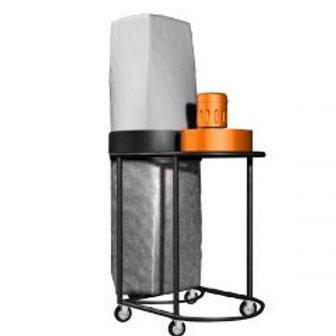 Пылеулавливающий агрегат ПУАД-800
