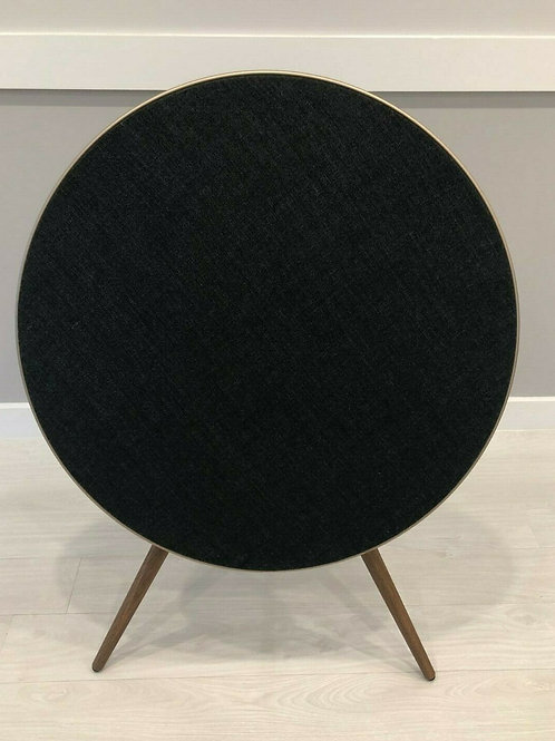 BeoPlay A9 MK2 Black with Walnut Legs | NEW