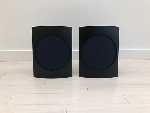 Bang & Olufsen BeoLab 17 Speakers | Black w/ Dark Blue Grills | B&O BL 17s